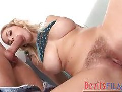 Big cock doing her hairy pussy tubes