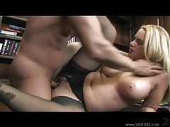 Ripped pantyhose and hardcore pussy fucking tubes