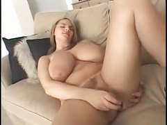 A fatty shows off her huge titties tubes