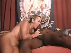 Mature blonde wife hooks up with black lover tubes