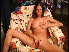 Skinny webcam girl is naked perfection tubes