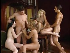 An all Euro orgy is hot stuff and must be seen tubes