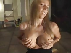 Naked tight young blonde has POV sex tubes