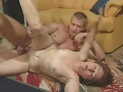 Old granny fucked by a fit young guy tubes