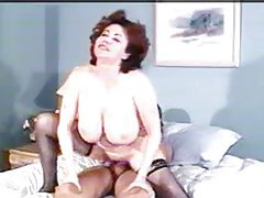 Redheaded chubby milf fucked from behind tubes
