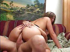 Watch a cock ram her big beautiful ass tubes