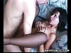 Amateur girlfriend homemade blowjob and fuck with facial cumshot tubes