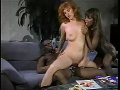 White girl joins black couple and has great sex tubes