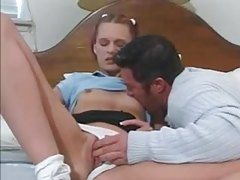Fingering and eating out a teen redhead tubes