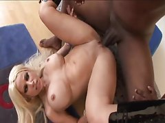 The spectacular interracial sex of Gina Lynn tubes