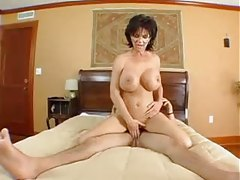 Deauxma showers and gets good sex tubes