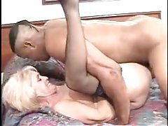 Granny in a hotel room taken by a big black dick tubes