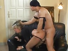 Horny mature slut in boots stars in fuck video tubes