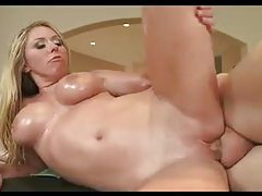 Oil makes fucking Brynn Tyler more fun tubes