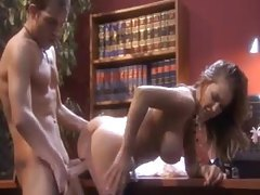 Erotic office sex with Jenna Presley tubes
