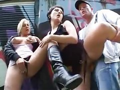 Public outdoor sex with hot bitches tubes