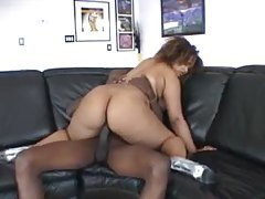 She is black and fat and fucked hard tubes