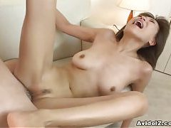 Jun Kasanagi biggest creamed pussy tube