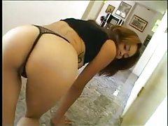 Daisy Marie wears panties during POV sex tubes