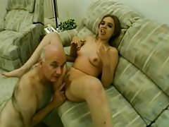 Old Man Dave Fucks A 18 Year Old Slut tubes