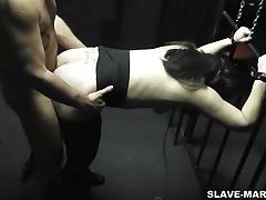 Amateur slut gets gangbanged by strangers tube