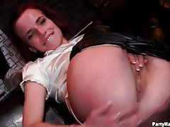 Blowjobs and fucking at hot party tubes