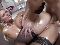 Phoenix Marie all lubed up and fucked hard tubes