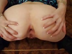 Amateur British hottie fucked up the butt tubes