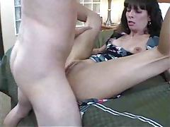 Creampie in his wife during sex tubes