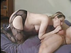 Two hard dicks fuck a babe deep tubes