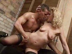 Preggo black slut wants dick in her anus tubes