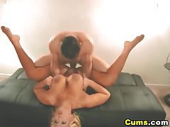 Busty Babe Mouth Fuck Facial HD tubes