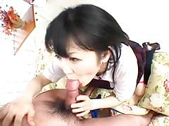 Amazing ass tease with cute Asian girl tubes