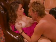 Retro hairy cunt girl fucked by mustache man tubes