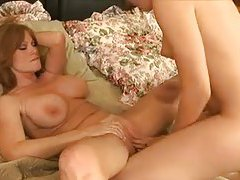 Frisky chicks tribbing and eating wet pussy tubes