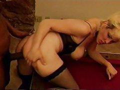 Retro interracial anal fuck sizzles tubes