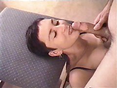 Milf mouth boned and hot facial tubes