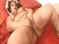 Fat tattooed ebony girl fucked from behind tubes