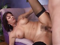 Hairy stockings mature slut ass fucked tubes