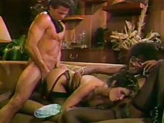 Peter North bangs in a great threesome tubes
