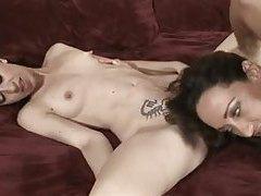 An insanely erotic lesbian sex scene tubes