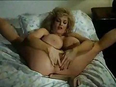 Retro pornstar banging with huge dildo tubes