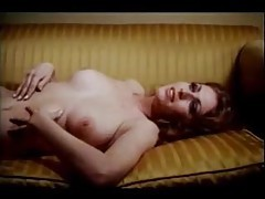 Horny retro couple fuck on the couch tubes