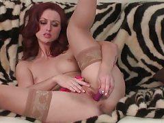 Karlie Montana erotic lingerie masturbation tubes
