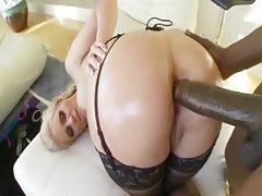 Big tits blonde Phoenix Marie hardcore anal sex tubes