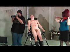 Dueling Doms See Who Can Inflict The Most Discipline tubes