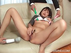 She masturbates and squirts on guys tubes