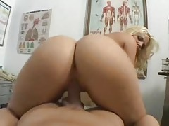 You fuck curvy blonde Alexis Texas in POV tubes