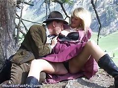 Mountain fuck fest orgy sex tubes