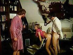 Naughty retro couples enjoy having good hard shag tubes